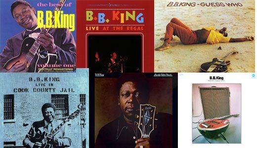 Deep Blues: Riding with B.B. King