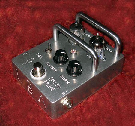 Lightning Boy Audio Introduces the Opti-Mu Prime, Tube Compressor