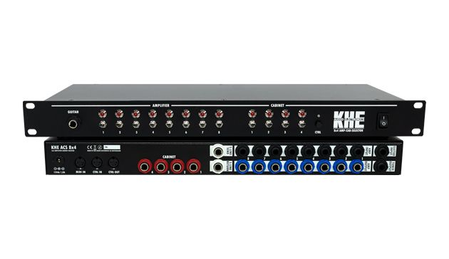 KHE Audio Expands ACS Series of Amp Switchers