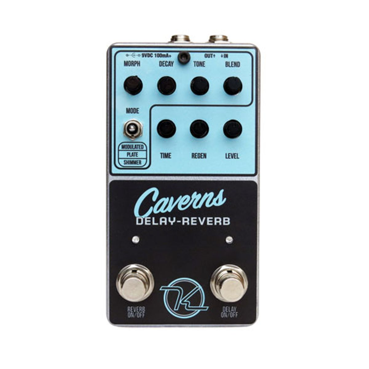 Keeley Electronics Unveils the Caverns Delay Reverb