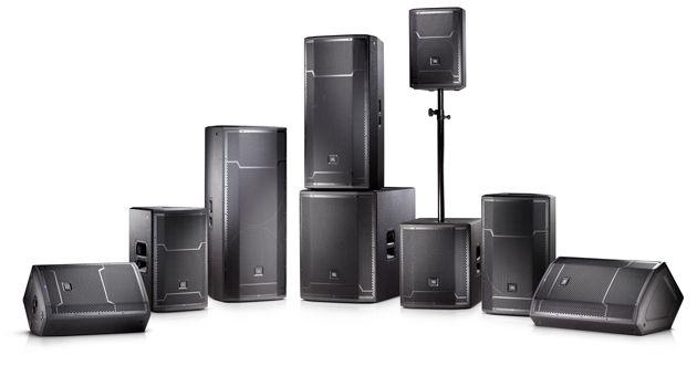 JBL Professional Introduces PRX700 Series Portable Loudspeakers