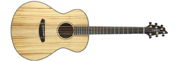 Breedlove Announces Myrtlewood Guitar