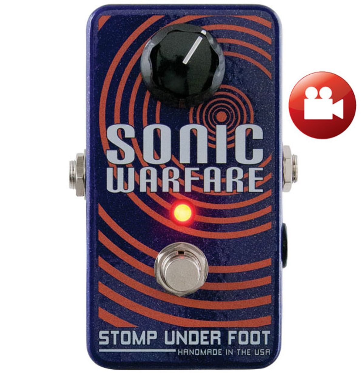 Stomp Under Foot Sonic Warfare Review