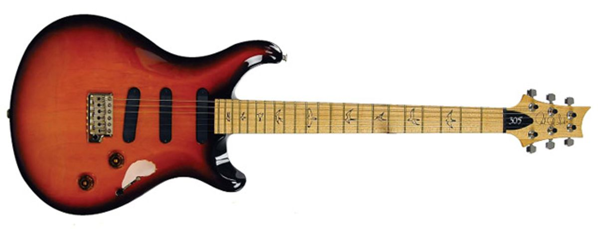 PRS 305 Electric Guitar Review