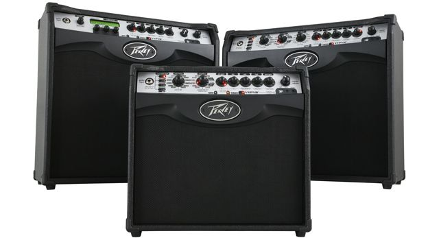 Peavey Debuts New Vypyr VIP Series Variable Instrument Performance Amplifiers