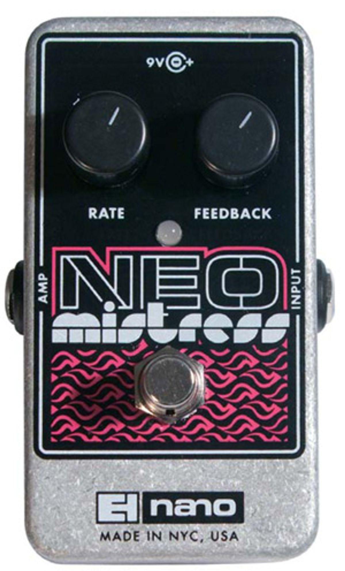 Electro-Harmonix Neo Mistress Pedal Review