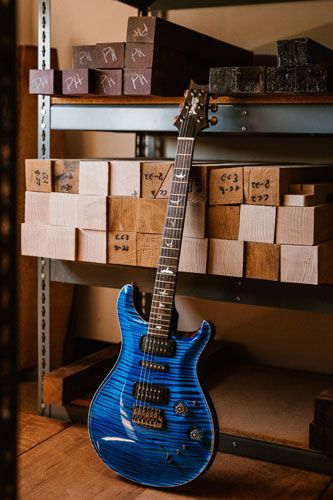 PRS Guitars Unveils Private Stock Modern Eagle V Limited