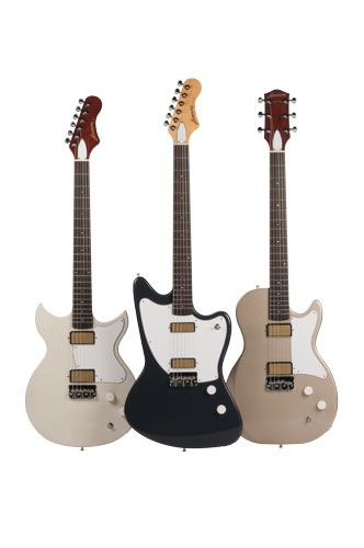 Harmony Guitars Announces the Silhouette, Rebel, and Jupiter Models