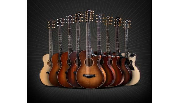 Taylor Guitars Releases 2020 Winter NAMM New Model Lineup