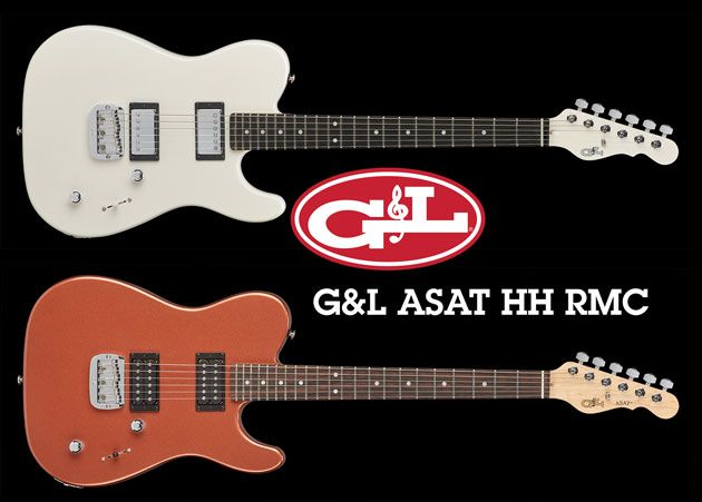 G&L Launches the ASAT HH RMC