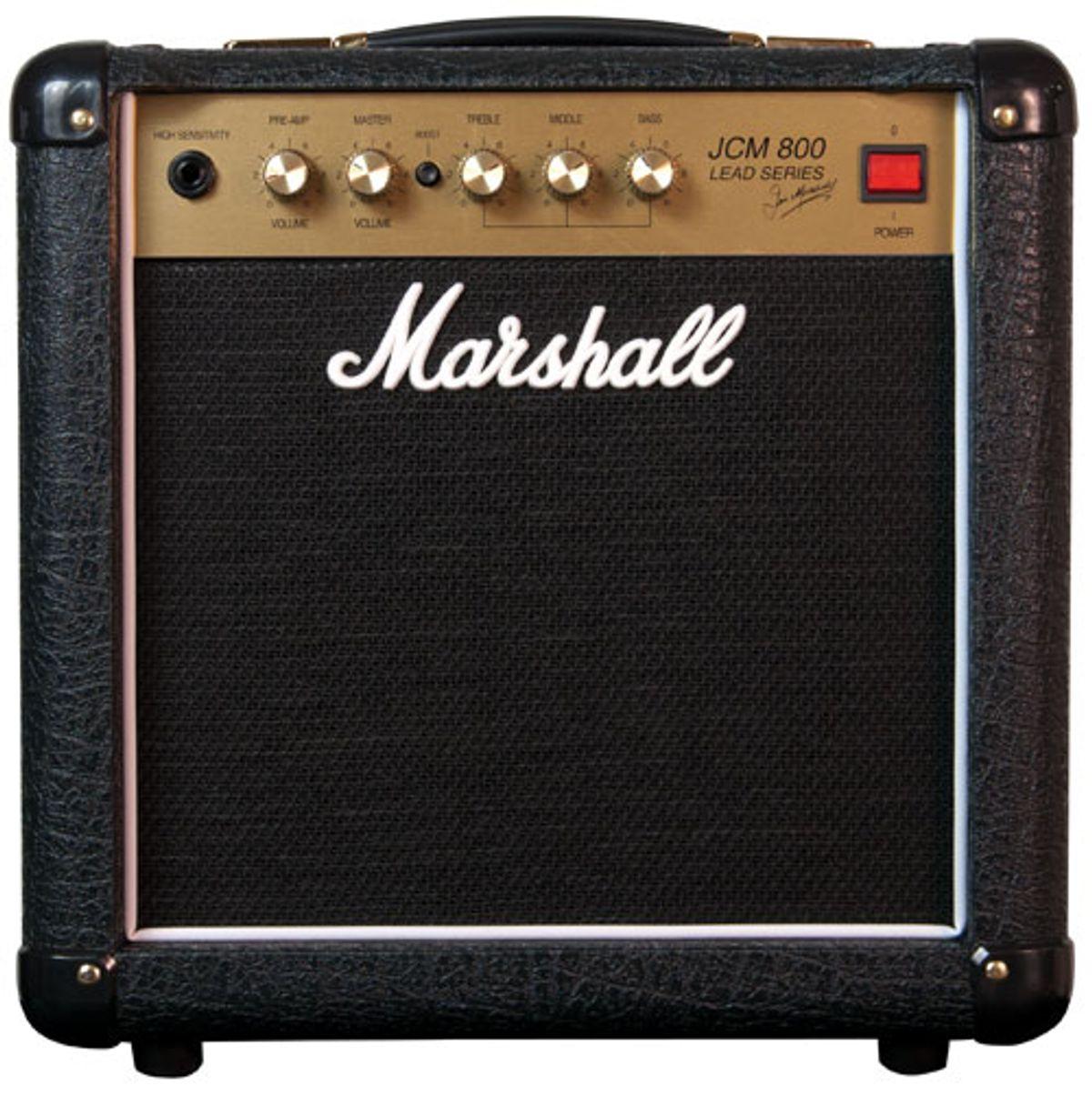 Marshall  JCM1-C 50th Anniversary Amp Review