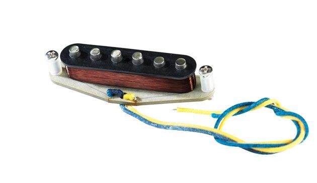 Lundgren Guitar Pickups Introduces Grey Monterey Single-Coil