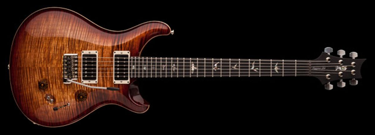 PRS Guitars Celebrate Experience PRS Event with Limited-Edition Custom 24-08