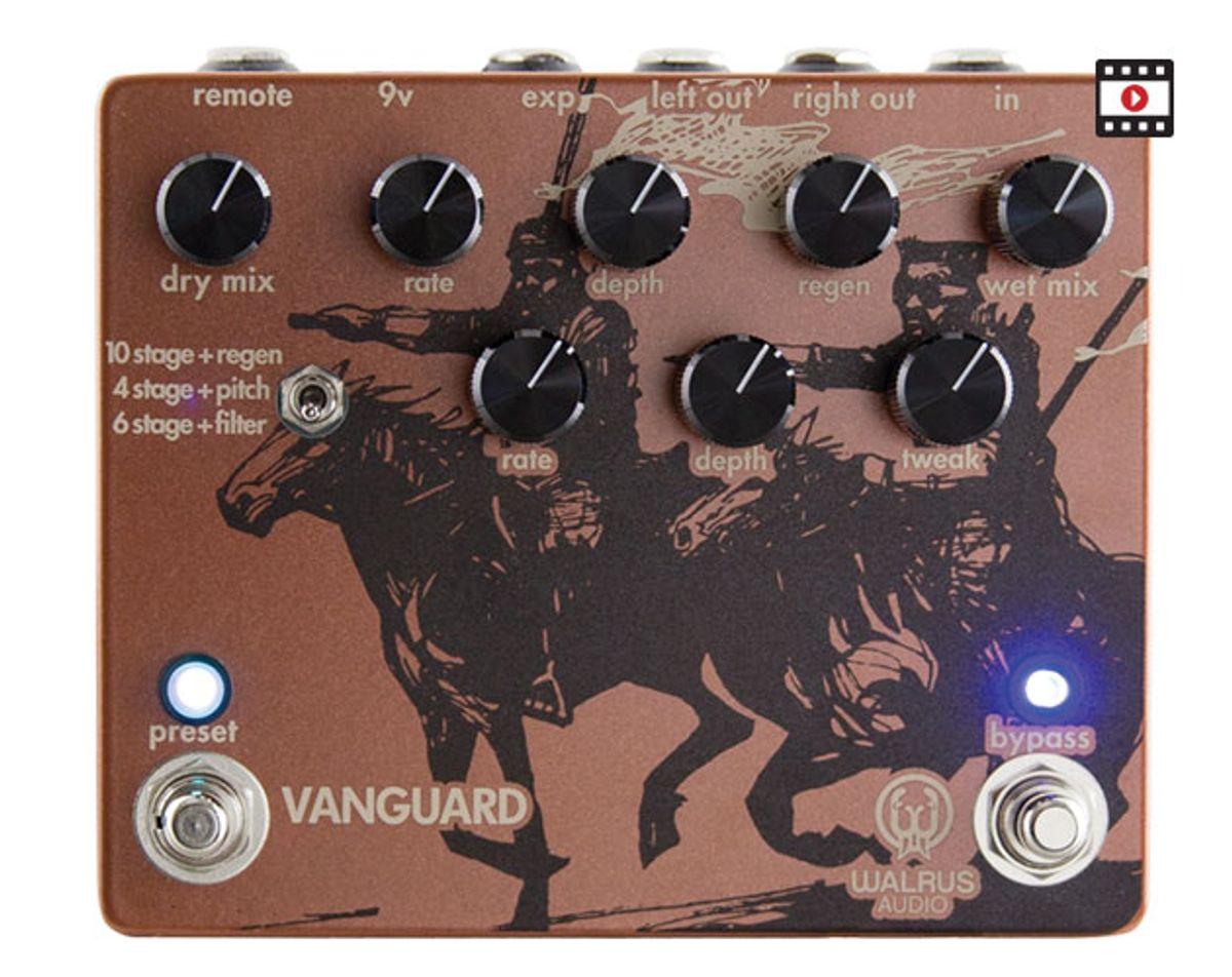 Walrus Audio Vanguard Dual Phase Review
