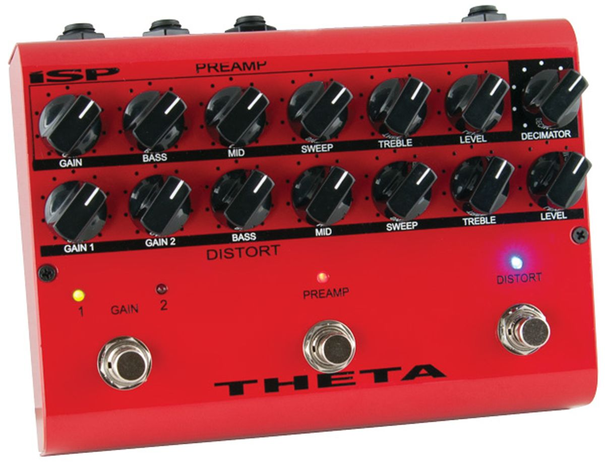 ISP Theta Preamp Review
