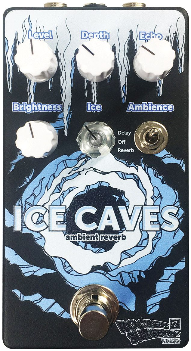 Rocket Surgeon Ice Caves Review