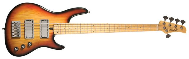 Mike Lull JT5-24 Bass Review