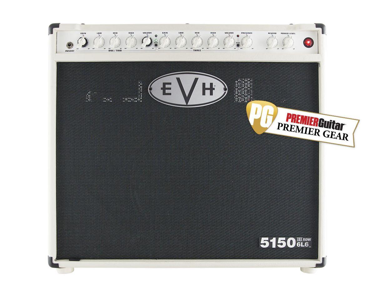 EVH 5150III 1x12 50W 6L6 Combo Review
