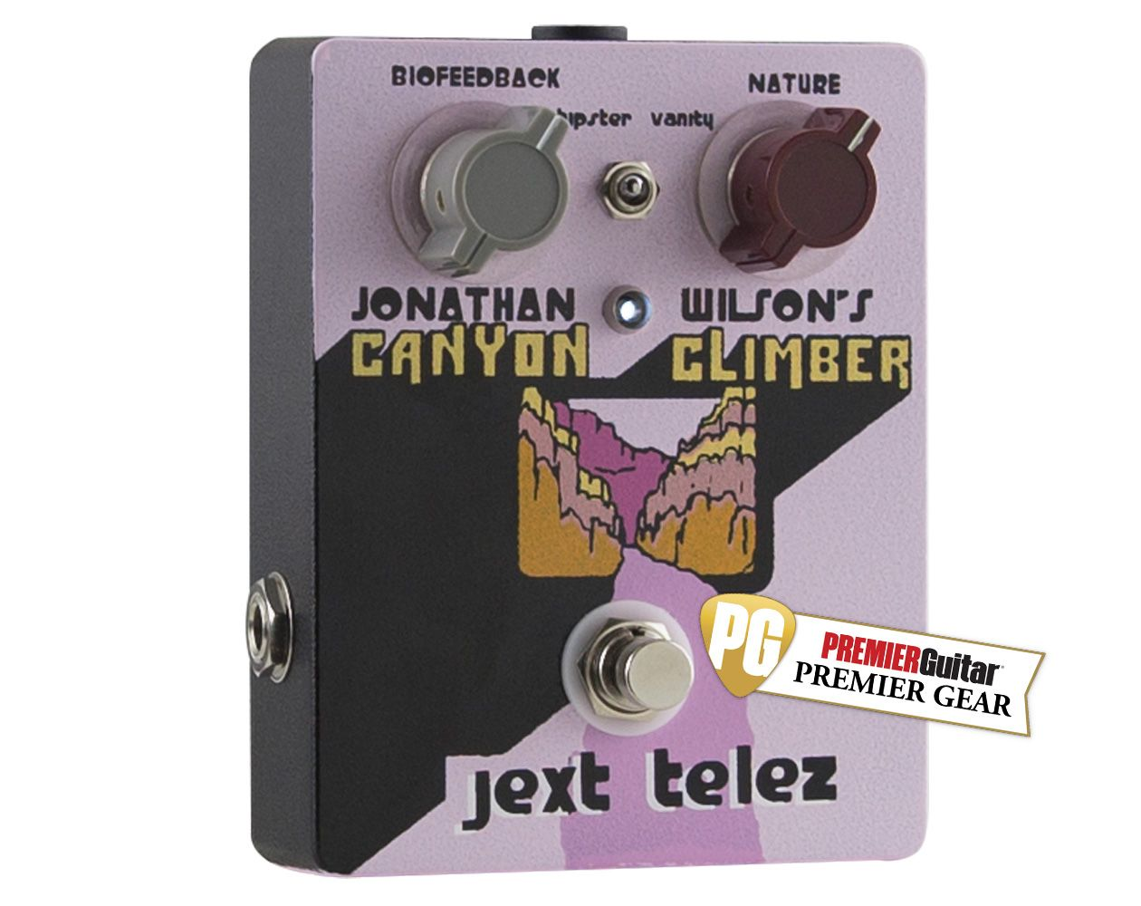Jext Telez Jonathan Wilson's Canyon Climber Review