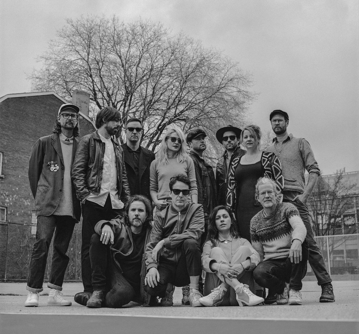 """Broken Social Scene: """"Family"""" Reunions and Musical Constipation"""