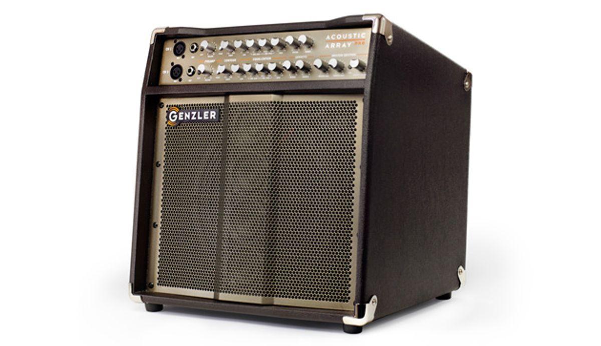 Genzler Amplification Announces the Acoustic Array Pro