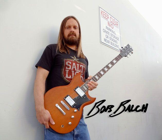 Railhammer Launches Bob Balch Signature Pickups