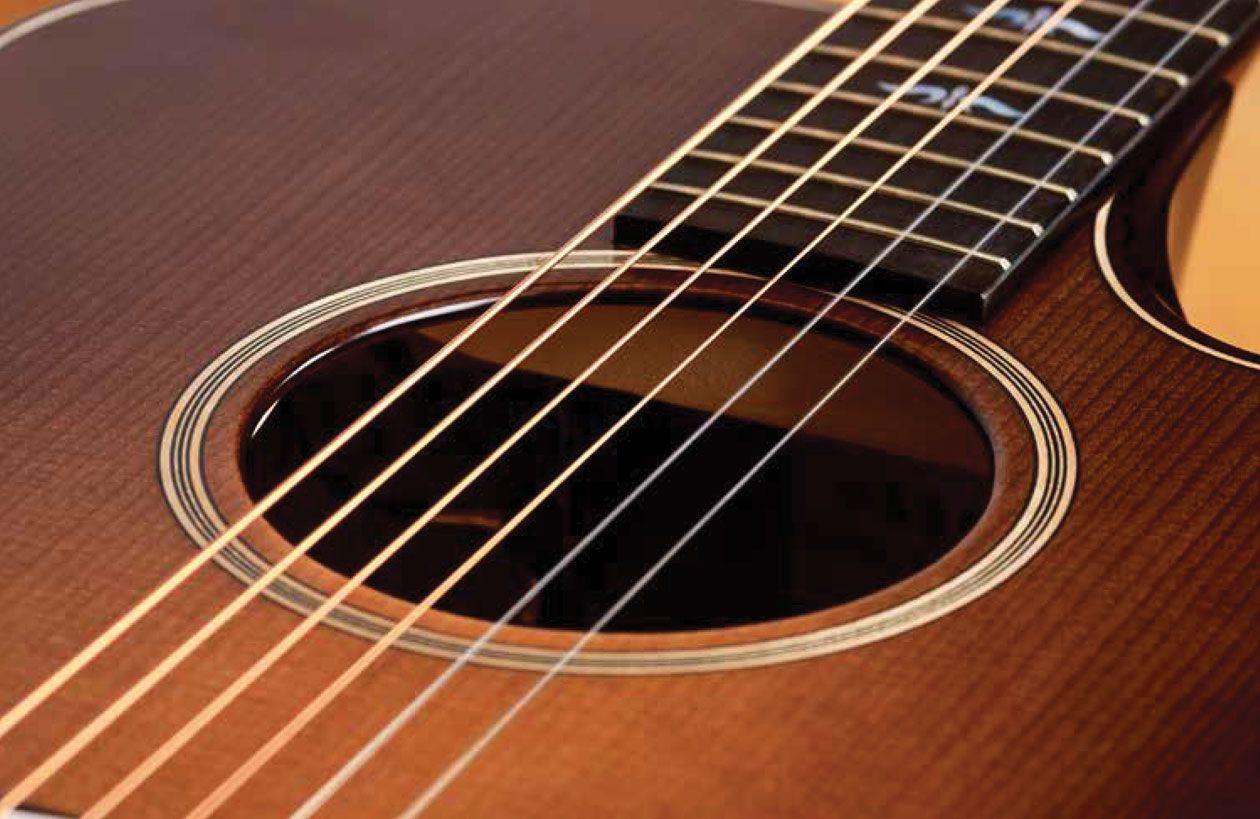 Acoustic Soundboard: Acoustic Airspace