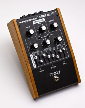 Moog Music launches the MF-105M MIDI MuRF