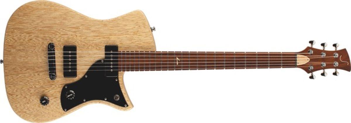 Soultool Guitars Introduces Laguz the Junior Model