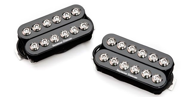 Seymour Duncan Introduces the Synyster Gates Signature Pickups