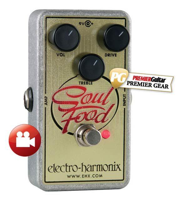 Electro-Harmonix Soul Food Review