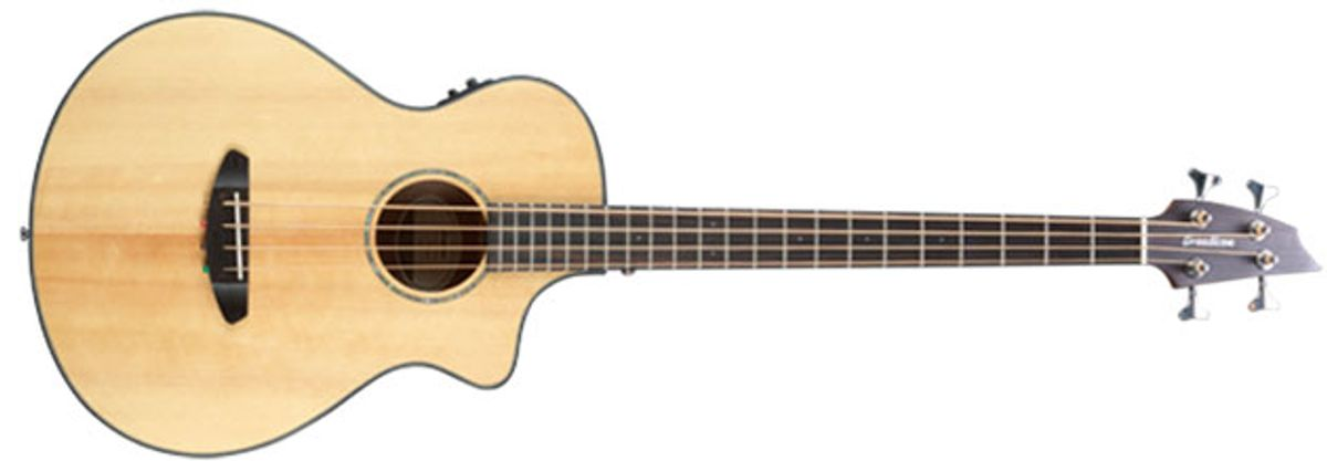 Breedlove Introduces the Studio, Solo, and Pursuit Basses