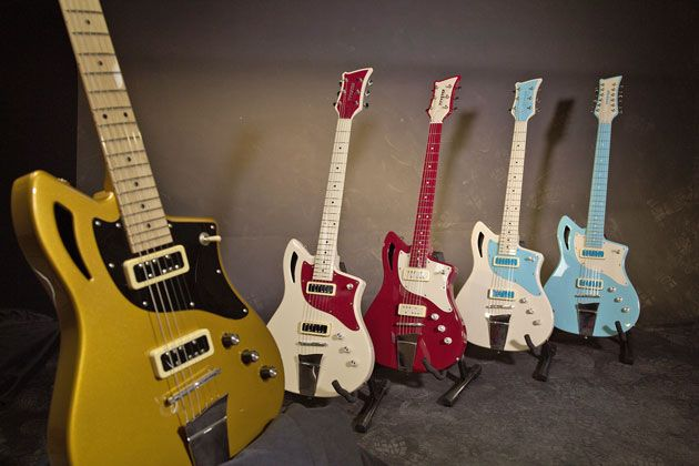 Tyyster Guitars Introduces the Pelti