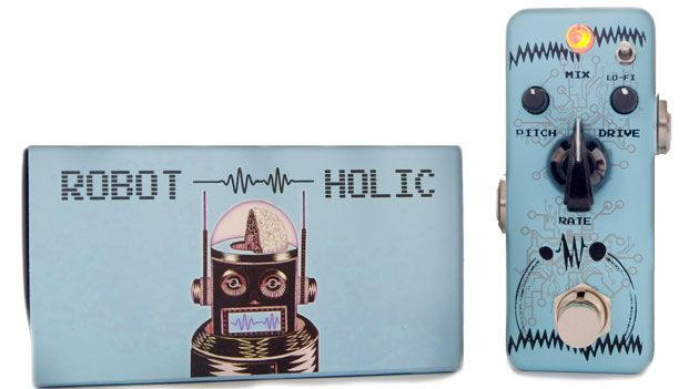 F-Pedals Releases the RobotHolic