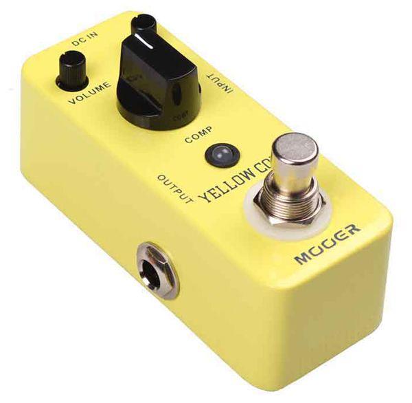 Mooer Releases Yellow Comp Optical Compressor