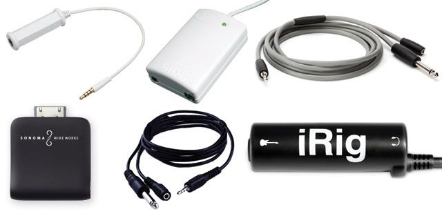 Plugging Into the Palm of Your Hand: iPhone & iPod Guitar Interface Roundup