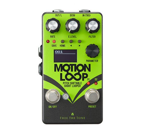 Free the Tone Releases the Motion Loop ML-1L