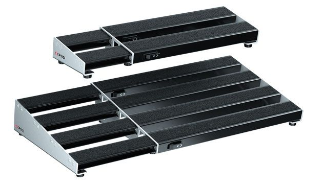 D'Addario Releases the XPND Expandable Pedalboard