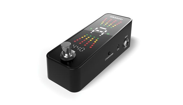 D'Addario Launches the Chromatic Pedal Tuner+