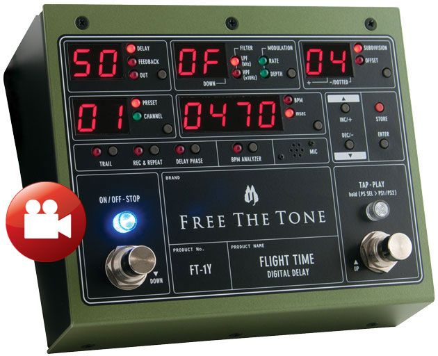 Free the Tone Flight Time Delay Review
