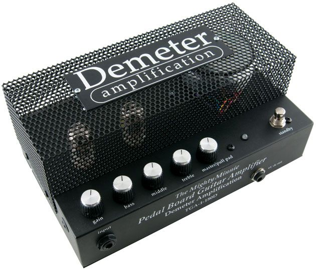 Quick Hit: Demeter TGA-1-180D Mighty Minnie Review
