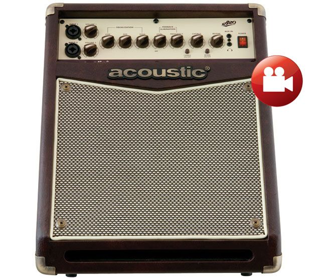 Acoustic A20 Review