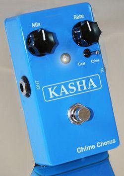 Kasha Debuts Chime Chorus