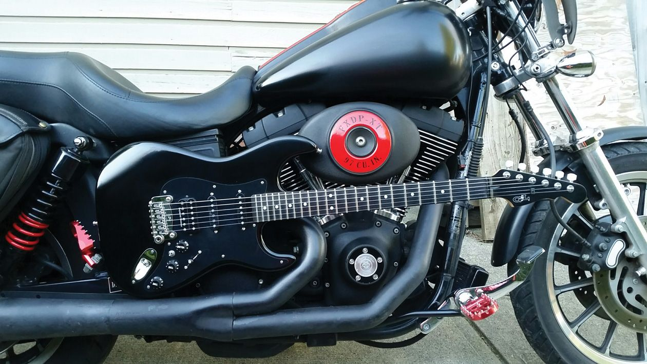 Reader Guitar of the Month: Two Sweet Rides