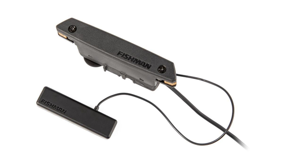 Fishman Debuts PowerTap Series Pickup Systems