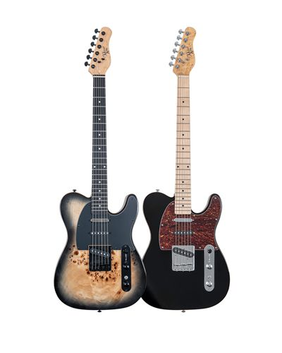 Michael Kelly Guitars Introduces New Triple 50 Model