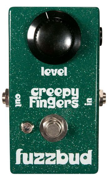 Creepy Fingers Effects Fuzzbud Pedal Review
