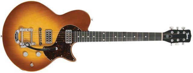 TV Jones Model 10 Electric Guitar Review