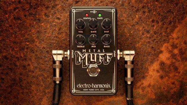 Electro-Harmonix Unveils the Nano Metal Muff