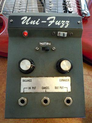 1969 Univox U-250 Uni-Fuzz